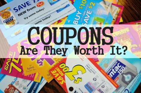 Are Coupons Worth It