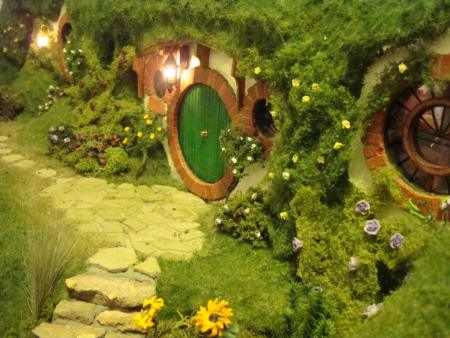 Bag End front door