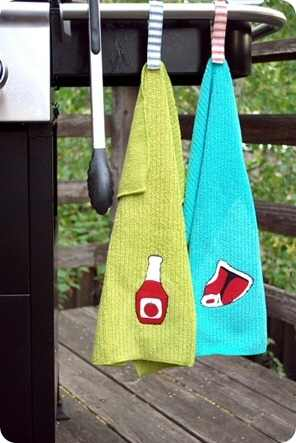 Barbecue Towels