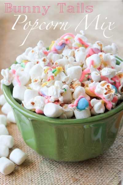 Bunny Tails Popcorn Mix
