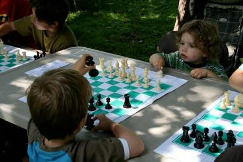Chess at the Park