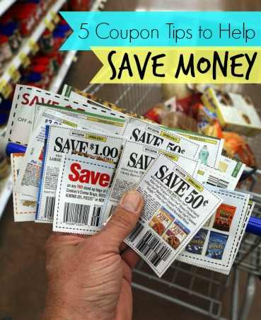 Coupon Tips to Save Money