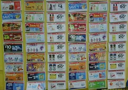 Coupon Zone Coupon Board