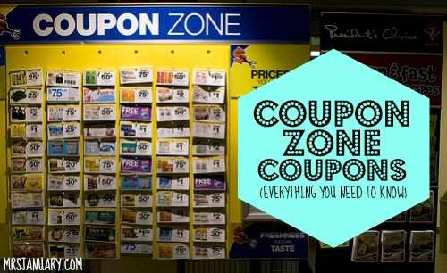 Coupon Zone Coupons