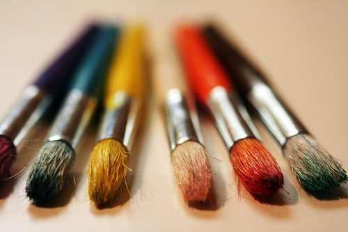 Craft Supplies Paint