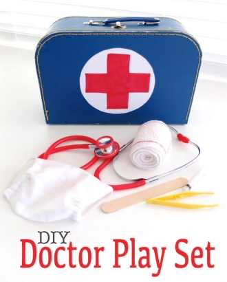 DIY Doctor Play Kit