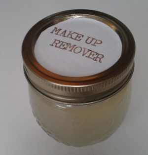 DIY Homemade Makeup Remover