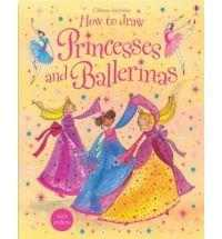 Draw Princesses and Ballerinas