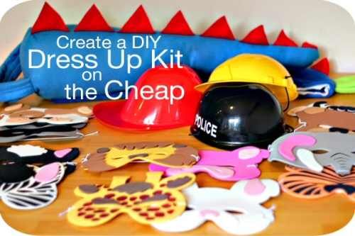 Dress Up Play Kit
