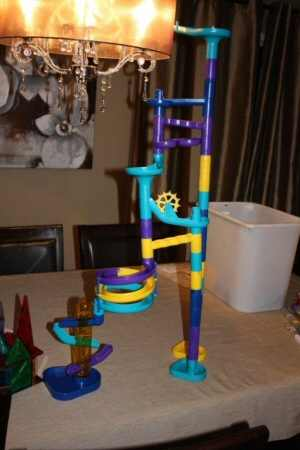 Frugal Marble Run