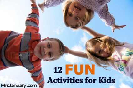 Fun Kids Activities