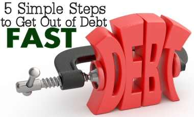 Get Out of Debt Fast