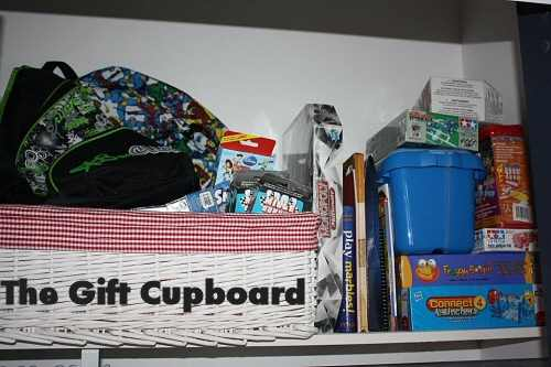 Gift Cupboard