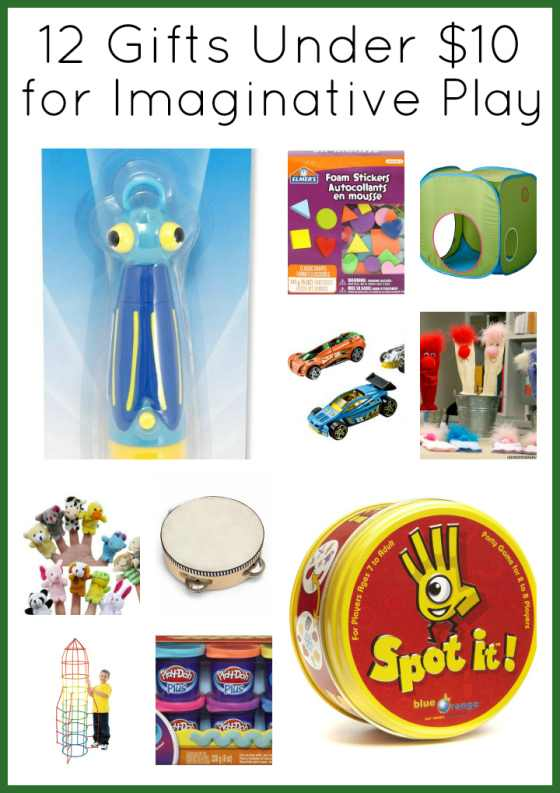 Gifts for Imaginative Play