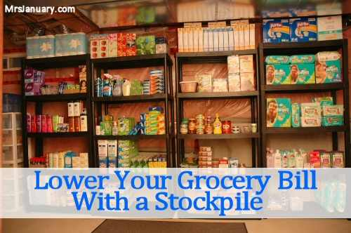 Grocery Stockpiling in Canada