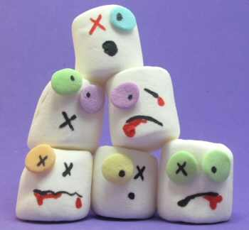 Halloween Marshmallows
