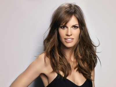 Hilary Swank Frugal