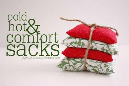 Hot Cold Comfort Sacks
