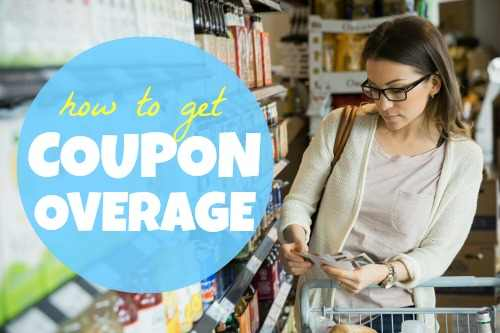How to Get Coupon Overage