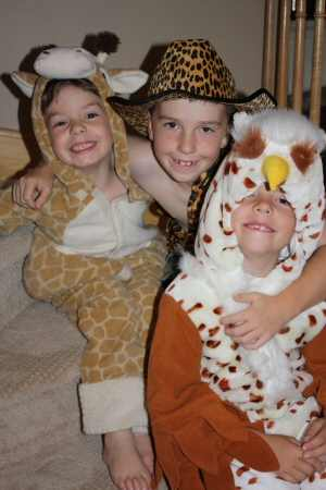 Jungle Party Costumes