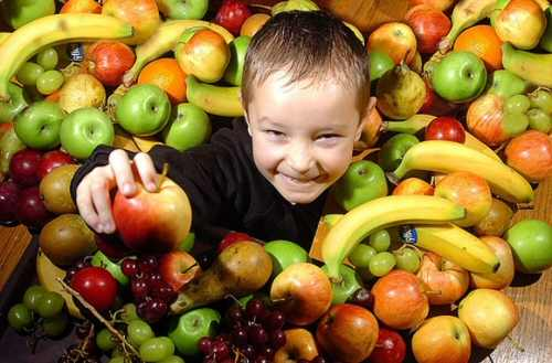 Kids Fruit Lunches
