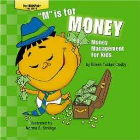 Kids Money Management Book