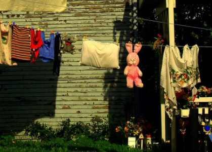 Line Dry Clothing
