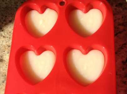 Lotion Bars DIY