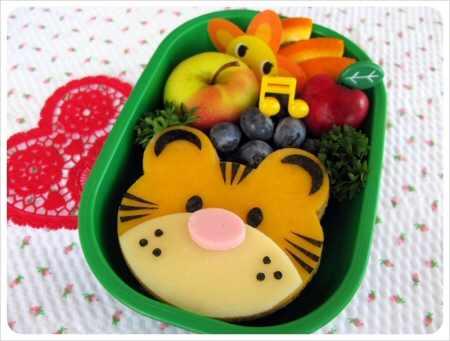 Lunch Box Presentation Ideas