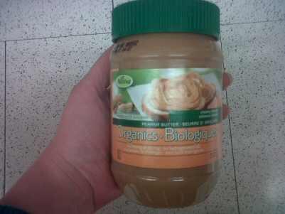Natvia Peanut Butter