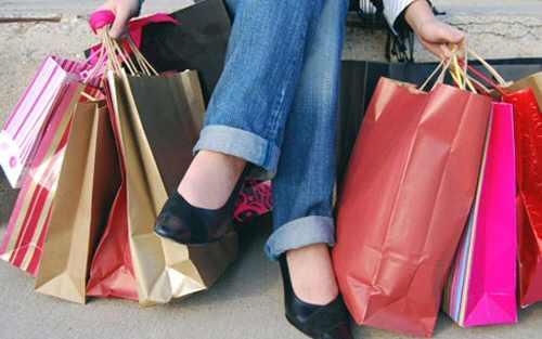 Overspending Shopping