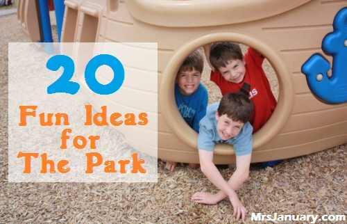 Park Ideas
