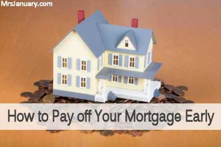 Pay Mortgage Fast