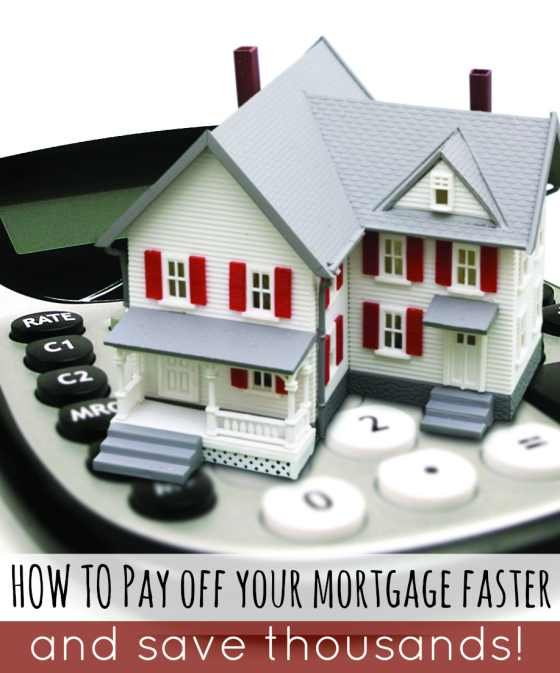 Pay off Mortgage Faster and Save