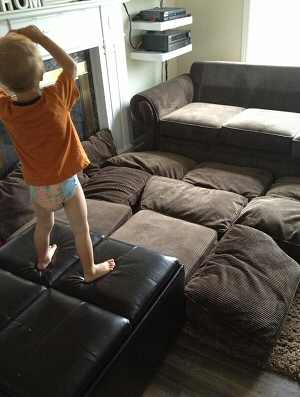 Playing Kids Indoor Park