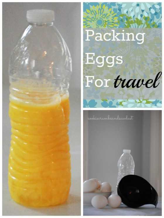 Pre Scramble Eggs
