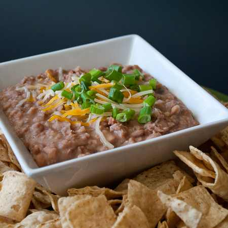 Refried Beans DIY