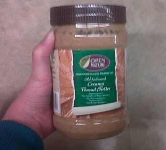 Safeway Peanut Butter