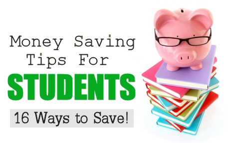 Save Money as a Student