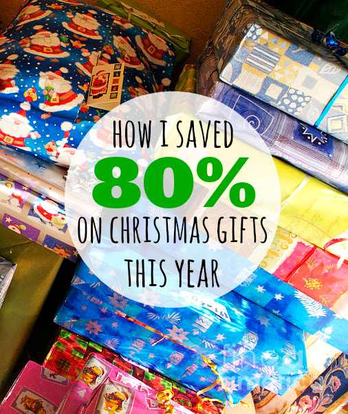 Save on Christmas Gifts