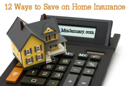 Saving Money on Home Insurance