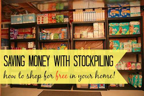 Saving-Money-with-Stockpiling
