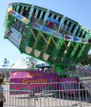Summer Carnival Ride