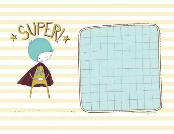 Superboy Chart