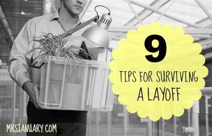 Survive a Layoff