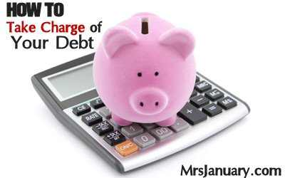 Take Charge of Your Debt