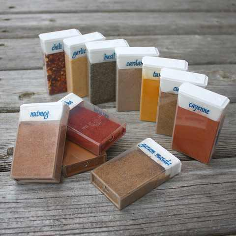 Tic Tac Spices