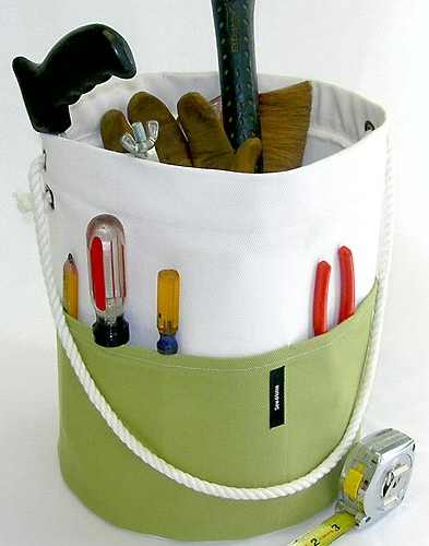 Tool Tub and Tote