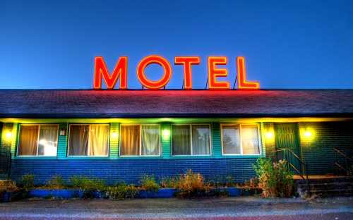 Traveling in a Motel