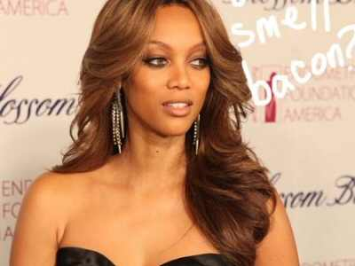 Tyra Banks Frugal